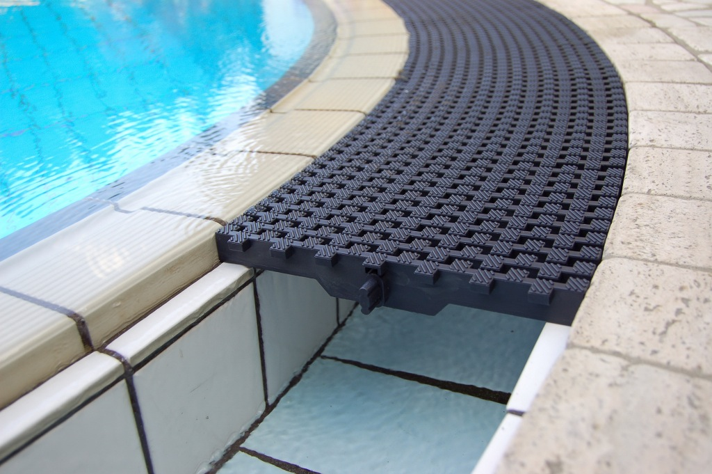 Technical Details Gratings For Swimming Pools Arco 25